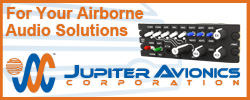 JA95-001 Audio Controller for your airborne audio solutions