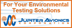 Jupiter Avionics for your environmental testing solution
