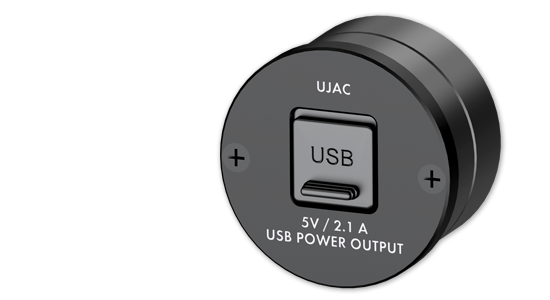 Panel Mount USB Charger